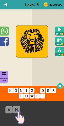 Logo Test: Germany Brands Quiz, Guess Trivia Game 2.1 screenshots 7