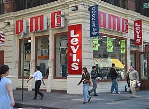 Photo Boutique Levi's de Broadway