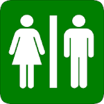 Where is Public Toilet Icon