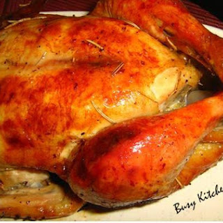 Oven-Baked Herbed Chicken