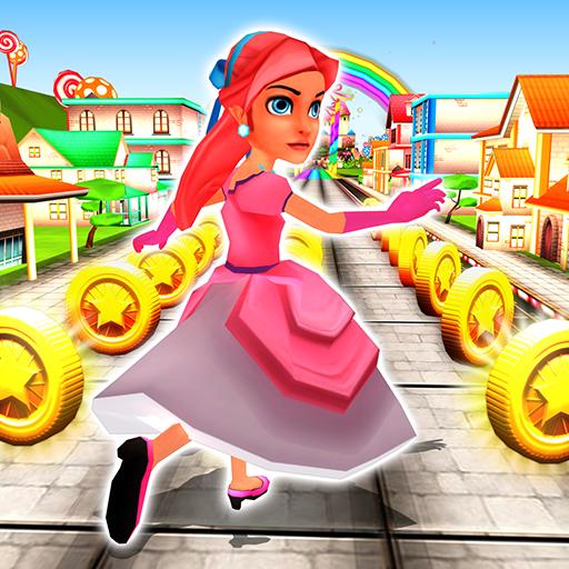 Princess Run Game
