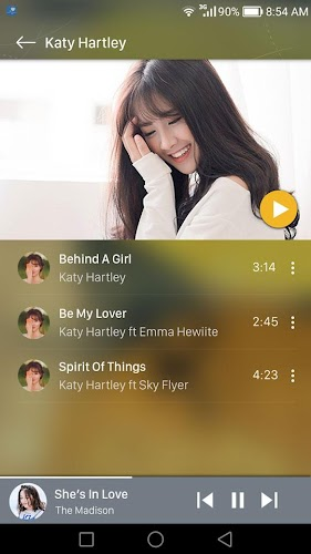 Download Music player APK latest version app by Green Apple Studio
