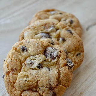 All-American Chocolate Chip Cookie
