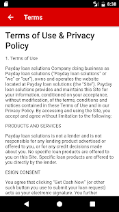 Payday Loan Solutions- screenshot thumbnail