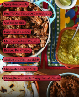Mexican recipes 1 android apps on google play mexican recipes 1 screenshot thumbnail forumfinder Image collections