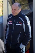 Photo: Franz Tost - Scuderia Toro Rosso