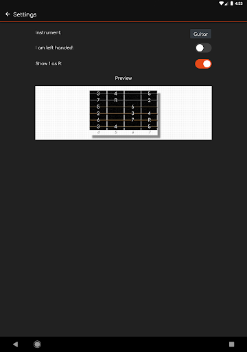 FretBuzz 3.7 screenshots 19