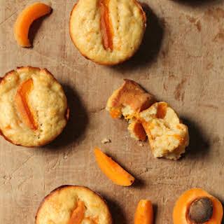 Fresh Apricot Muffins.