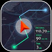 App Night Navigation on Map - GPS Direction Night Mode APK for Windows Phone