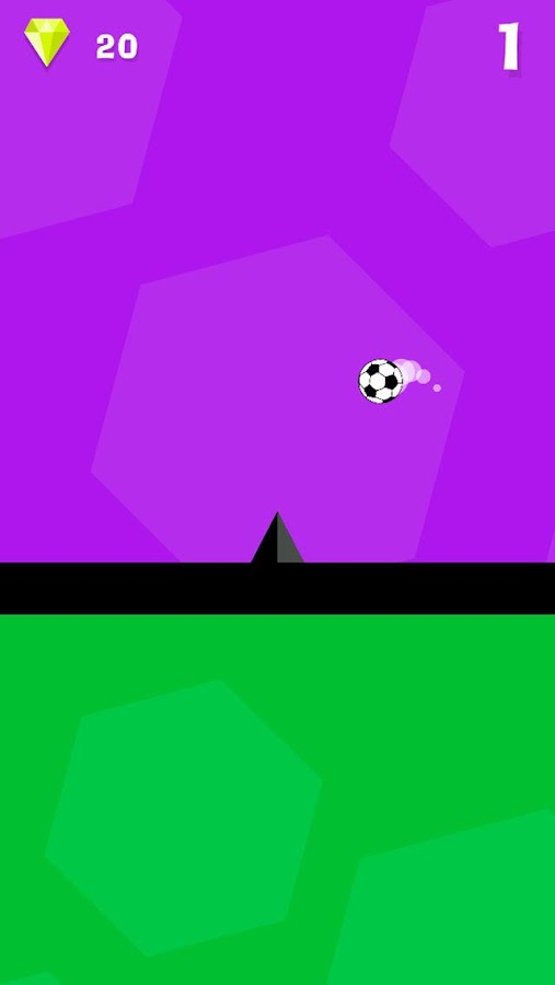 "Jump Ball Game ""For Euro 2016""- screenshot"
