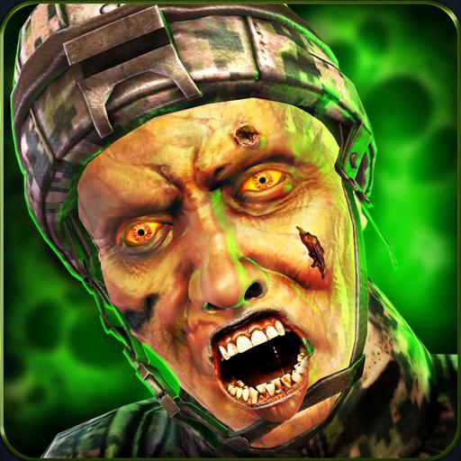 Zombie Apocalypse City Virus: Police Shootout