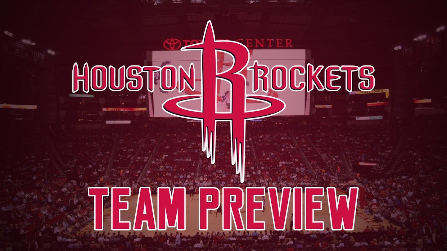 Watch Houston Rockets Team Preview live