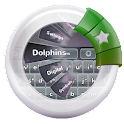 Dolphins GO Keyboard icon
