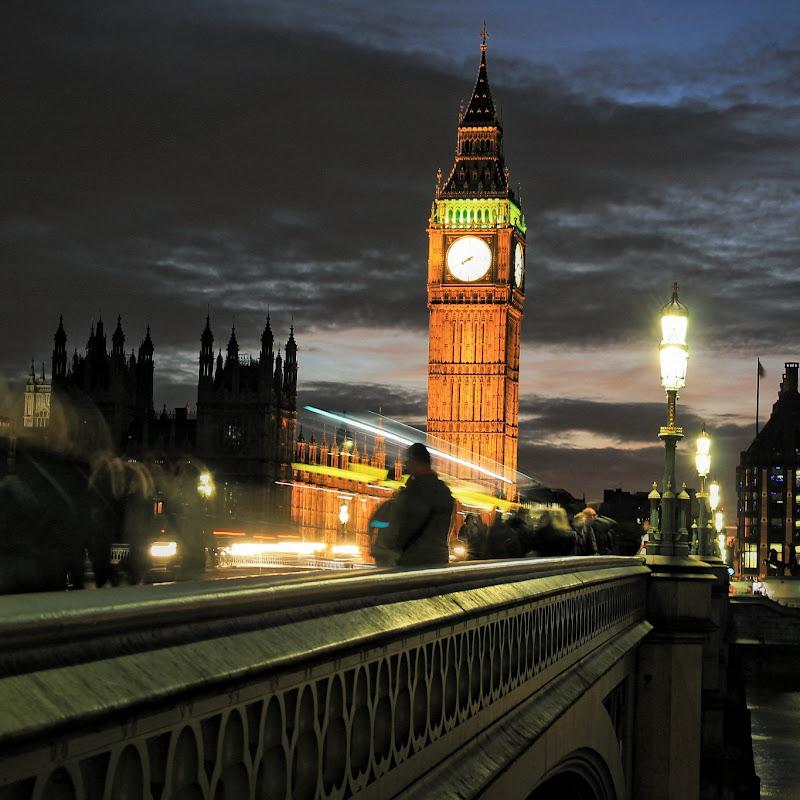 London Calling  di MGphoto