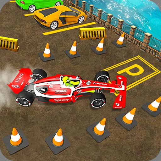 Formula 1 Car Parking 2017