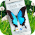 Butterfly in Phone lovely joke file APK for Gaming PC/PS3/PS4 Smart TV