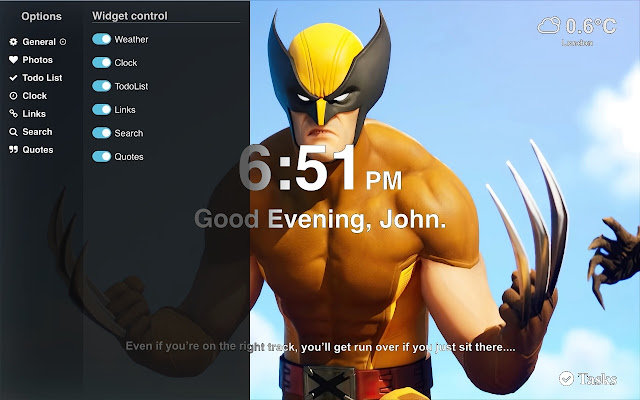 Wolverine Fortnite Wallpapers Hd New Tab