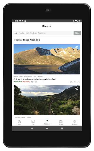 Gaia GPS: Hiking, Hunting Maps screenshot 12