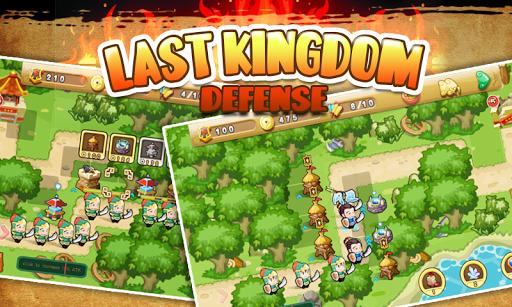 Last Kingdoms: Defense
