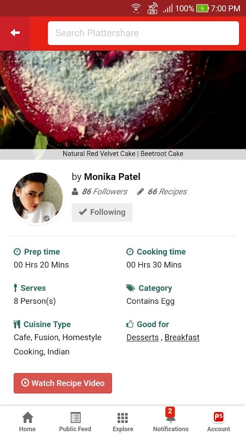 Plattershare - Just Fooding Around...- screenshot