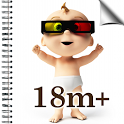 My First Words: Baby learning apps for 1 year old icon