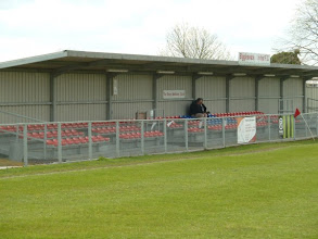 Photo: 14/04/12 v Tring Athletic Spartan South Midlands League Prem Div) 0-2 - contributed by Bob Davies