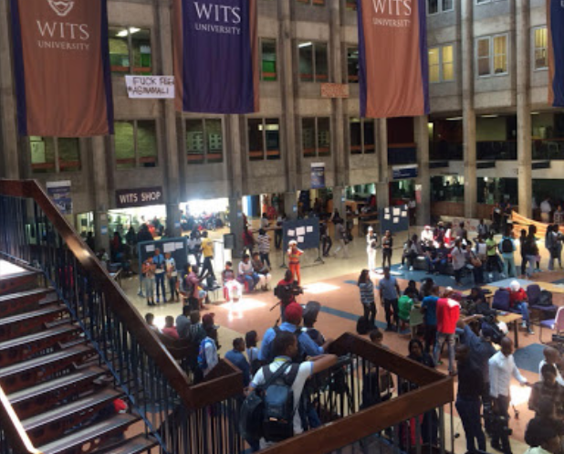 The protesting students have made two main demands: they would like all returning students to be given accommodation or funding for accommodation.