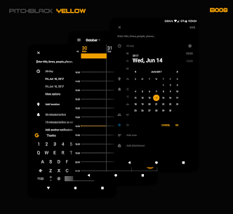 PitchBlack – Substratum Theme For Oreo/Pie/10 (MOD, Paid) v87.7 5