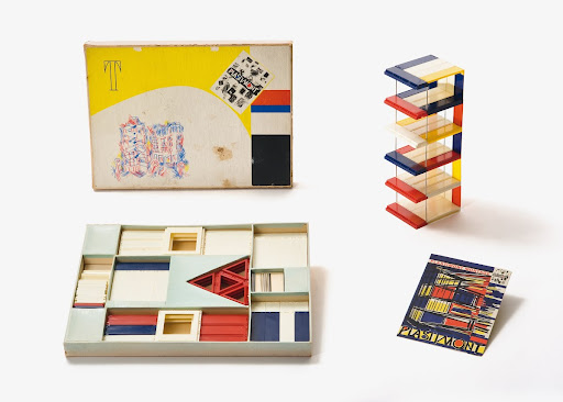 Plastimont T architect's construction kit - Robert Lenz, Säckingen am Rhein - Google Arts & Culture