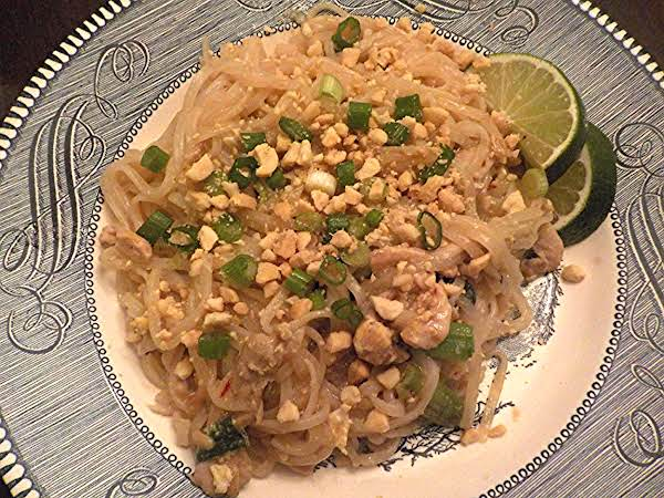Chicken Pad Thai Recipe