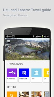 Usti nad Labem: Travel guide - náhled