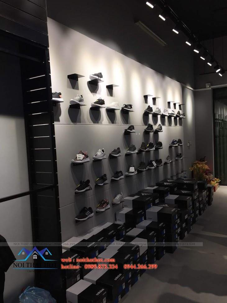 thiết kế shop thời trang adidas 9