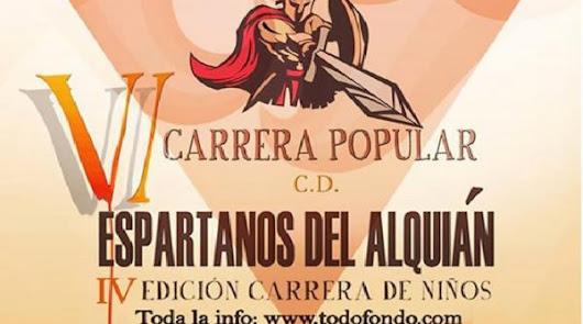 Carrera popular 'Espartanos del Alquián'
