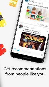 TopTip – Ask, Share and Save Recommendations 1.3.0 Mod APK Updated 3