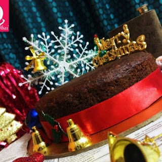 Christmas Plum Cake - Treat from generations old!