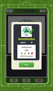 Scratch Football Logo Quiz- screenshot thumbnail