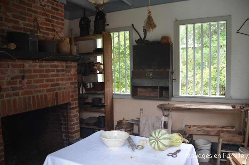 Maison mouton kitchen