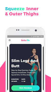 BetterMe: Burn Calories With At-Home Workouts- screenshot thumbnail
