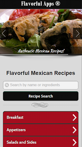 Flavorful Mexican Recipes