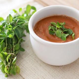 Five Minute Tomato Basil Soup Recipe