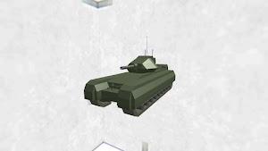 オリジナル戦車の素材
