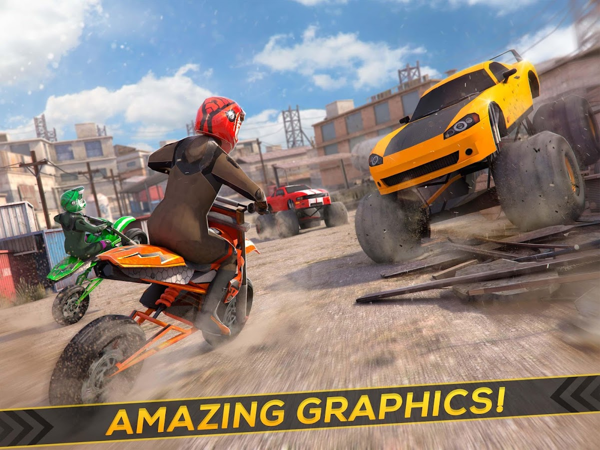 Free motor bike racing fast offroad driving game for Play motor racing games