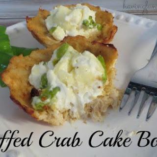 Stuffed Crab Cake Bowls
