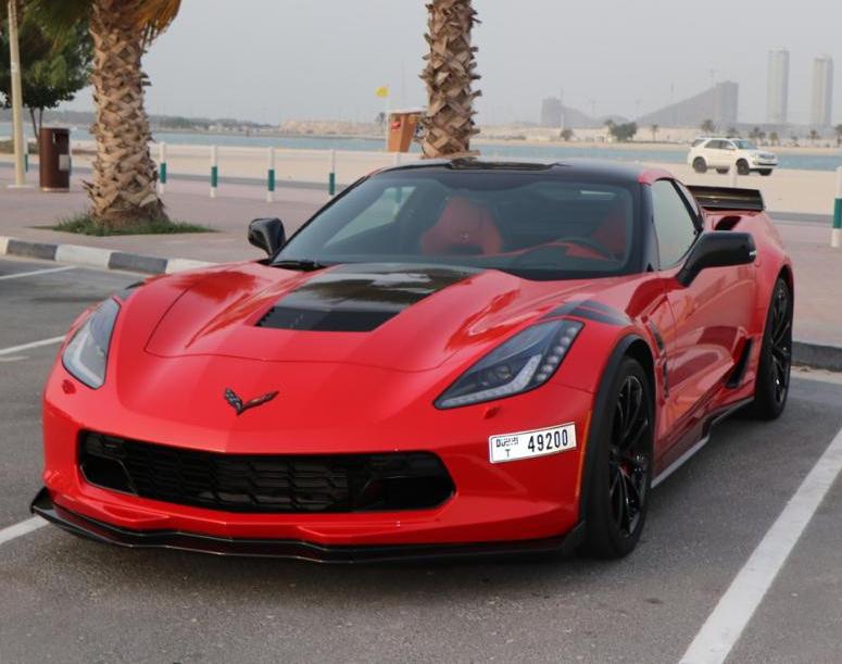 Corvette Chevorlet
