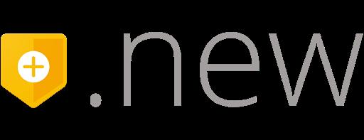 .new TLD logo