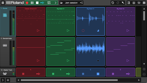 Roland Zenbeats screenshot 4