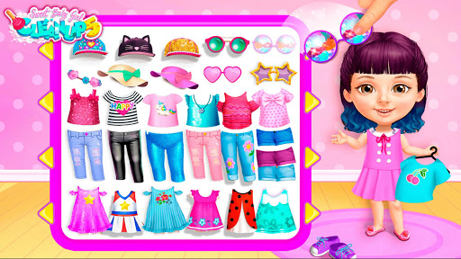 Sweet Baby Girl Cleanup 5 - Messy House Makeover 6.0.28 screenshots 1