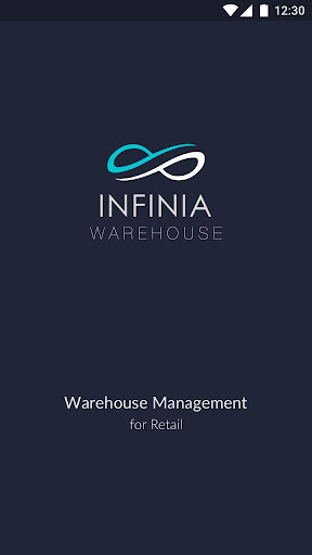 Infinia Warehouse Management system 2.0.4 screenshots 1