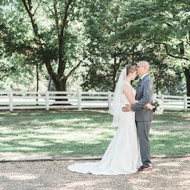 by Teena Emerson - Wedding Bride & Groom