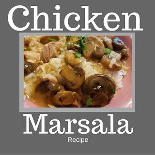 Chicken Marsala – Slow Cooker